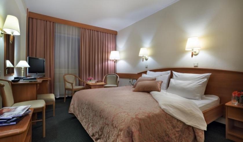 Вместительный Superior двухместный в гостинице Вега